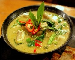Thai Green Curry to die for
