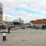 Queen Mary 2 In Stavanger Norway